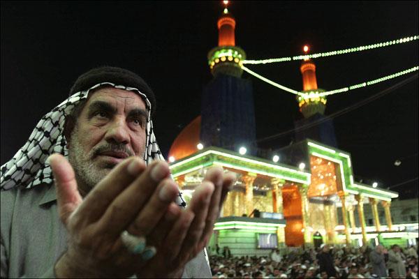 Iraqui Man